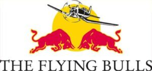 Logo der Flying Bulls